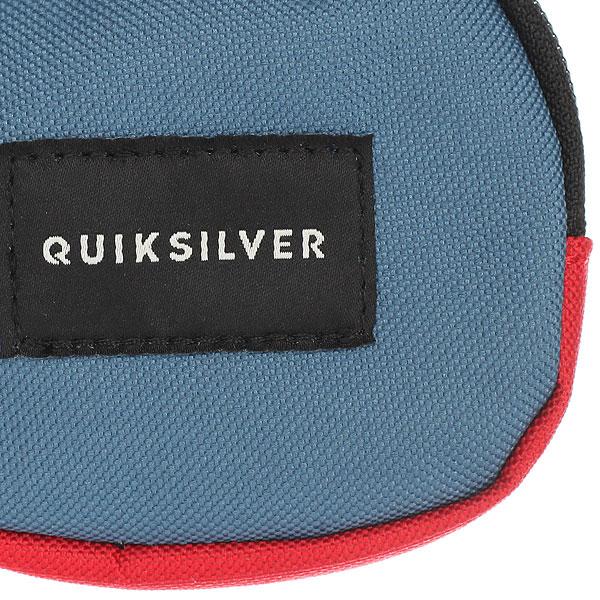 Монетница Quiksilver Monedero Quik Red