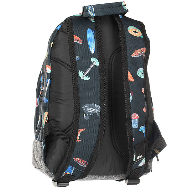 Рюкзак городской детский Quiksilver Chompine Black