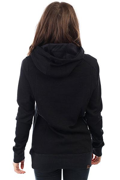 Толстовка сноубордическая Roxy Liberty Hoody True Black