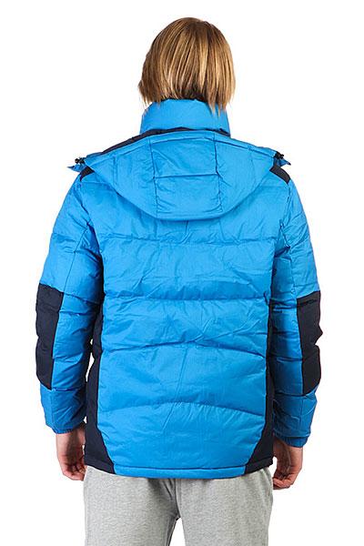 Куртка пуховая Anta Голубая 85636985-2