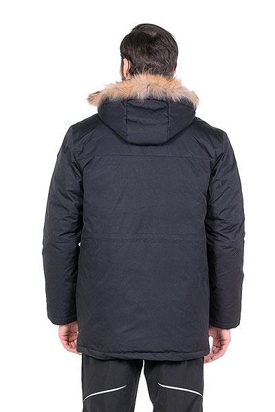 Куртка Пуховая ANTA Черная 85636986-4