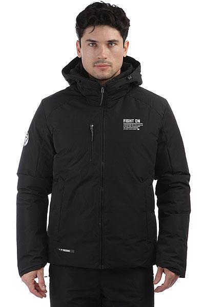 Куртка Софт-Шелл С Пуховой Жилеткой  Anta Черная 85747922-3