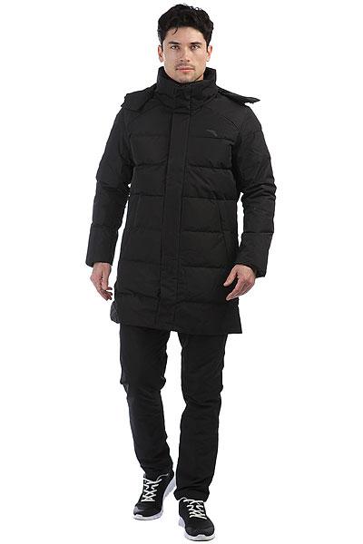 Куртка Пуховая Anta Черная 85747970-2