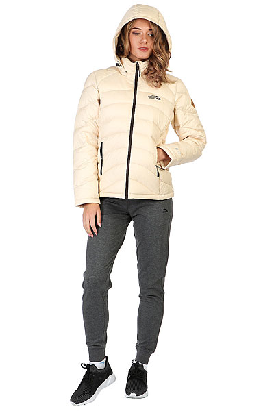 Куртка пуховая ANTA Белая 86636912-1