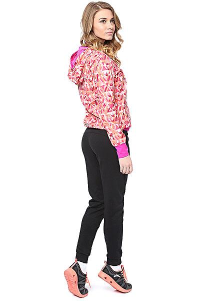 Ветровка женская Anta Розовая 86715641-2