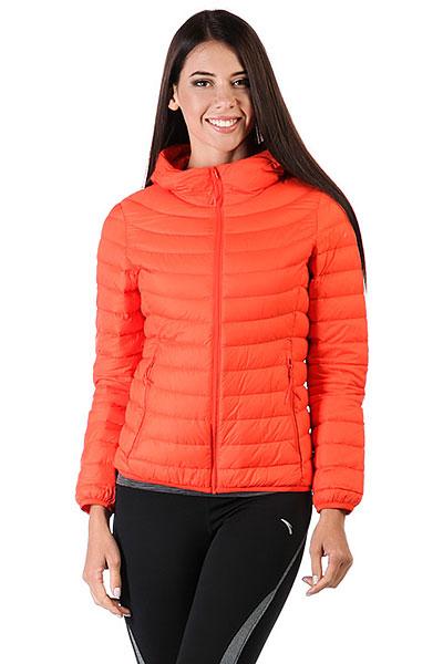 Куртка пуховая ANTA женская Красный