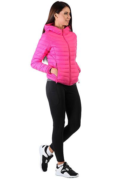 Куртка Anta пуховая Розовая