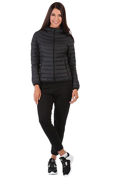Куртка пуховая Anta женская Черный