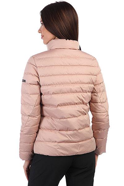 Пуховик женский ANTA Бледно-розовый 86747911-5