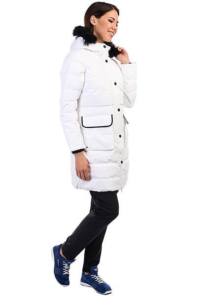 Пуховик женский Anta Белый 86747918-1
