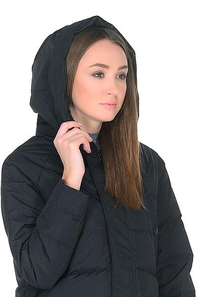 Пуховик женский Anta Черный 86748972-3