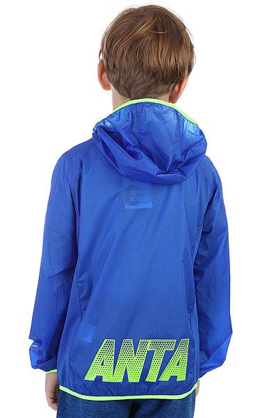 Ветровка детская Anta Синяя 35725601-4