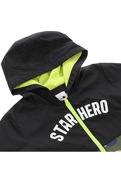 Куртка детская ANTA Черная W35739630-3