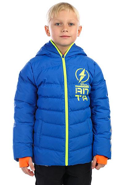 Пуховик детский Anta Синий W35745913-1