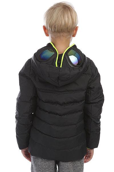 Пуховик детский Anta Черный W35745913-6