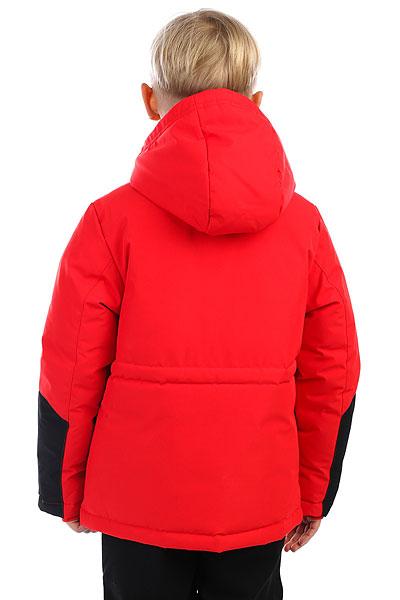 Пуховик детский ANTA Красный W35746915-1