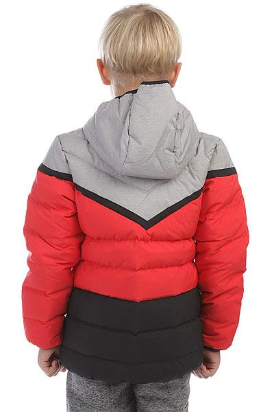 Пуховик детский ANTA Красный W35747910-1