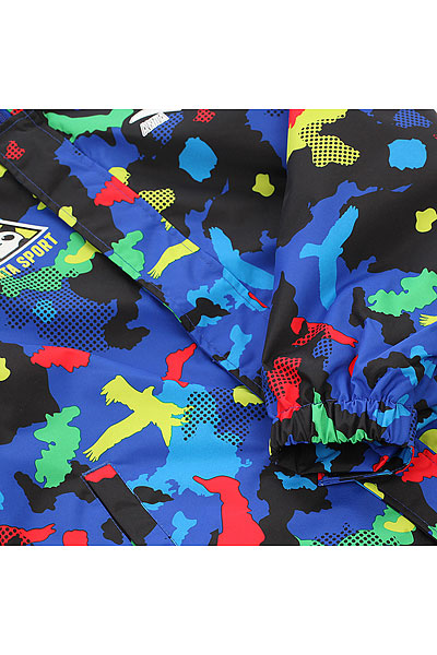 Пуховик детский Anta Синий W35749670-1