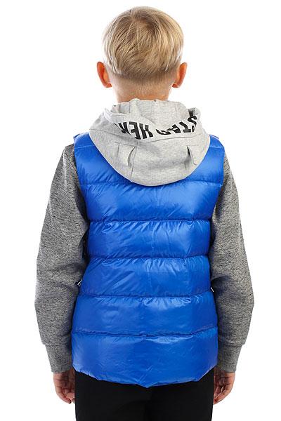 Жилет детский Anta Синий W35749901-2