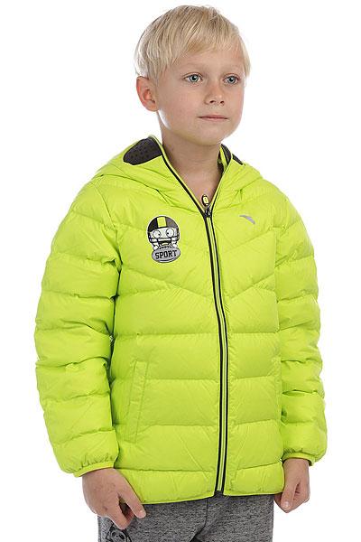 Пуховик детский Anta Светло-зеленый W35749922-1