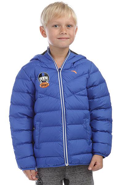 Пуховик детский Anta Синий W35749922-3