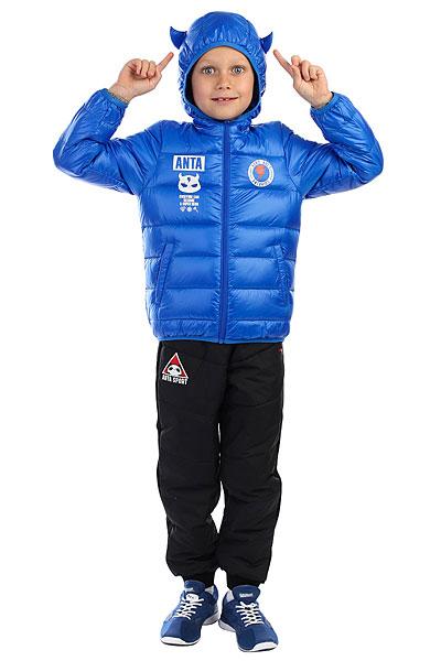 Пуховик детский Anta Синий W35749940-2