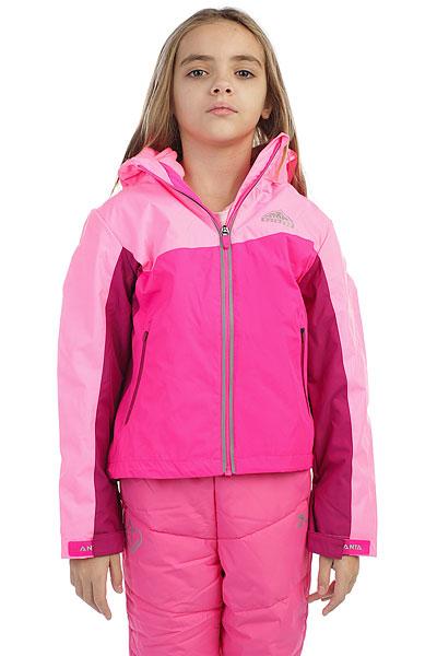 Куртка детская Anta Розовая W36746670-1