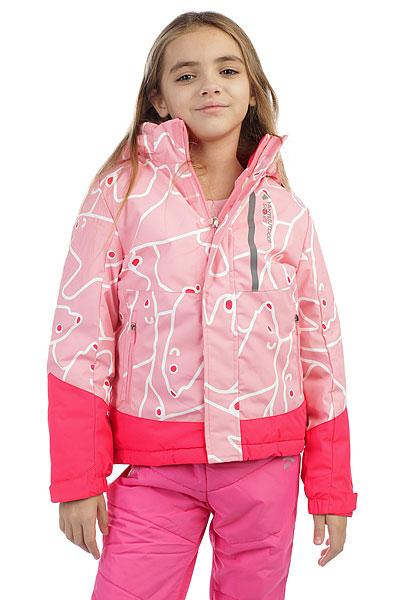 Куртка Зимняя детская Anta Розовая W36746811-3