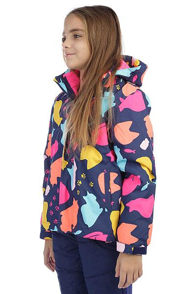 Куртка детская ANTA Синий W36749670-1