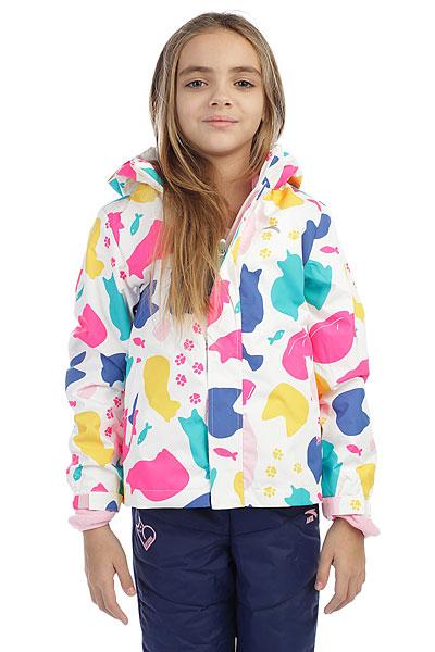 Куртка детская Anta Белая W36749670-2
