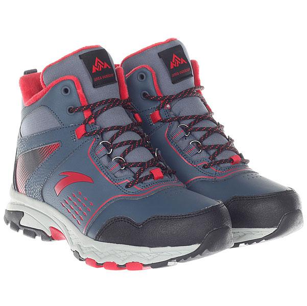 Ботинки зимние детские Anta W31746911-1 Grey