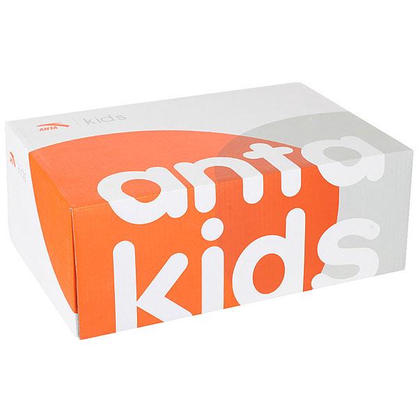 Ботинки зимние детские Anta W32746908-1 Black