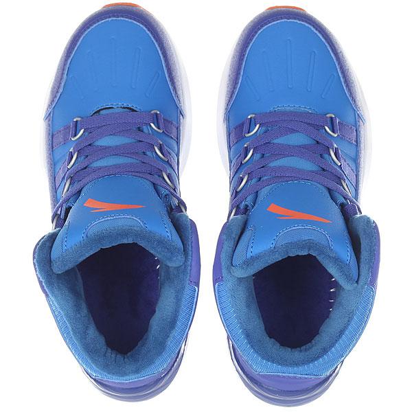 Ботинки зимние детские Anta W31746905-1 Blue