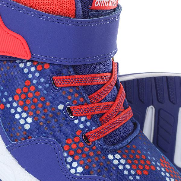Ботинки зимние детские Anta W31749941-2 Blue
