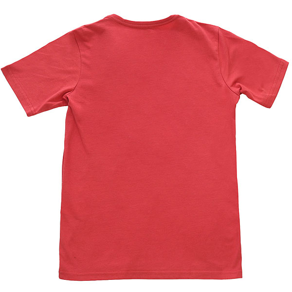 Футболка детская Quiksilver Pahu Pia Youth Mineral Red