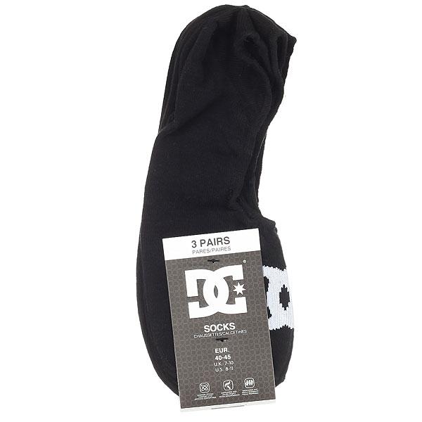 Носки низкие DC Liner 3p Black