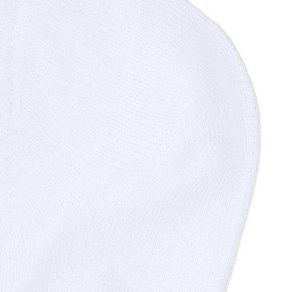 Носки низкие DC Dc Liner 3p Snow White