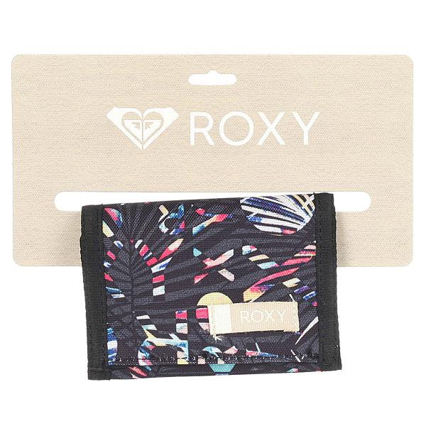 Кошелек Roxy Small Beach Charcoal Heather Sur