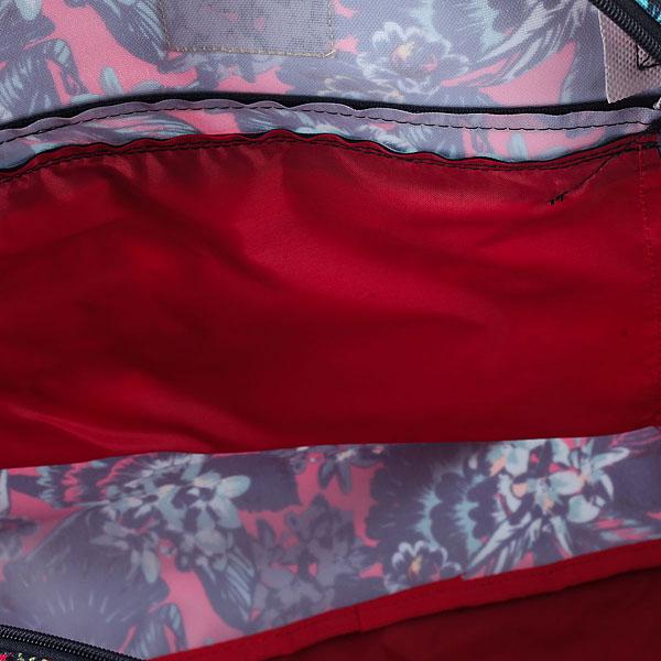 Сумка спортивная женская Roxy Too Far Lugg Rouge Red Mahna