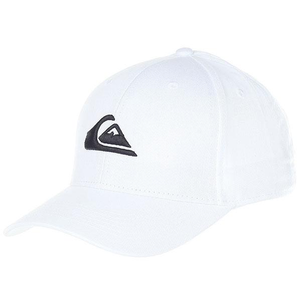 Купить Бейсболка классическая Quiksilver Decades White 1194232