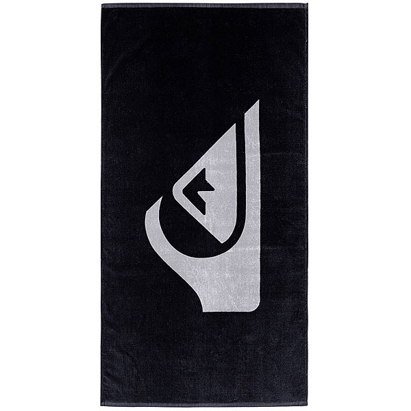 Полотенце Quiksilver Woven Logo Black