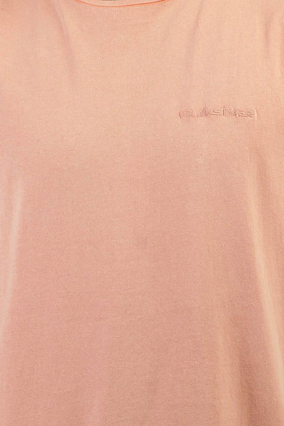 Футболка Quiksilver Acidsuntee Cadmium Orange