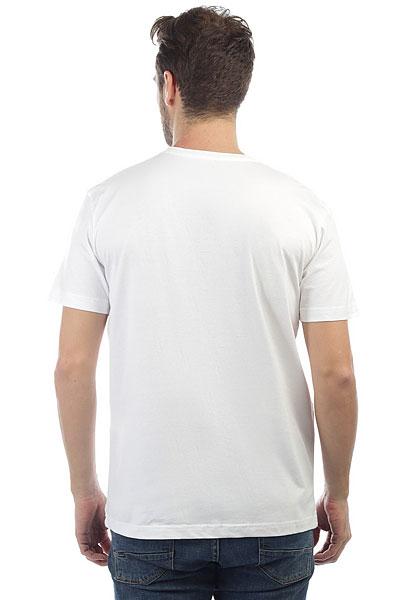 Футболка Quiksilver Classiccomplogo White