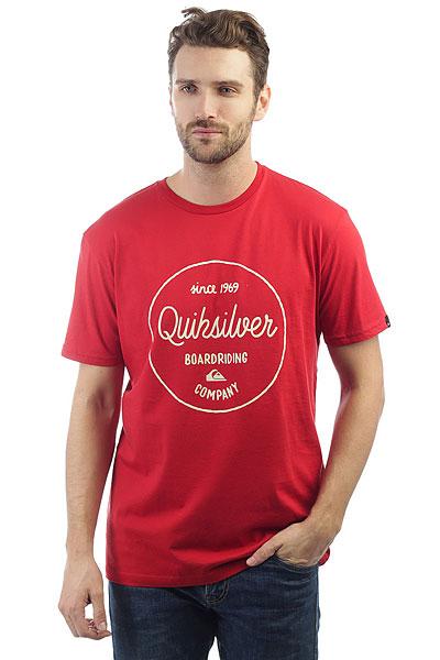 Футболка Quiksilver Clmornslides Chili Pepper