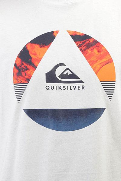 Футболка Quiksilver Ssclafluidt White