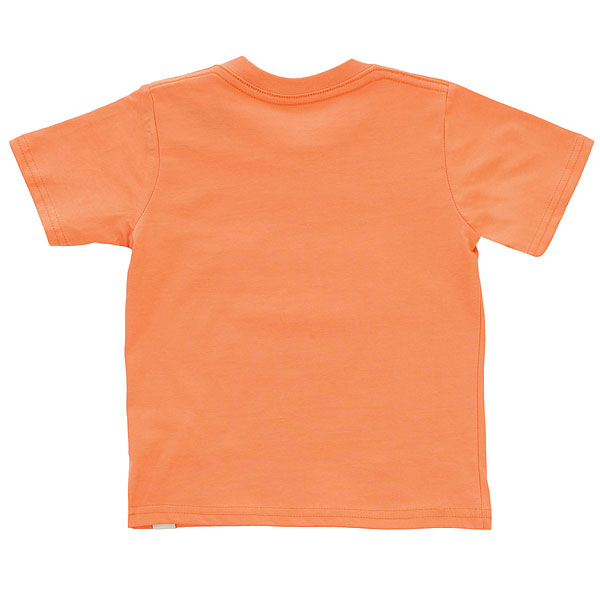 Футболка детская Quiksilver Wemi Baby I Cadmium Orange