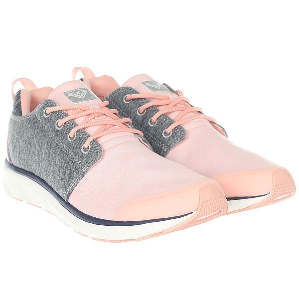Кроссовки женские Roxy Set Session Grey/Pink