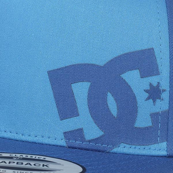 Бейсболка с прямым козырьком DC Heard Ya 2 Campunula