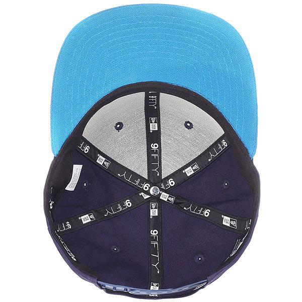 Бейсболка с прямым козырьком DC Speedeater Sodalite Blue