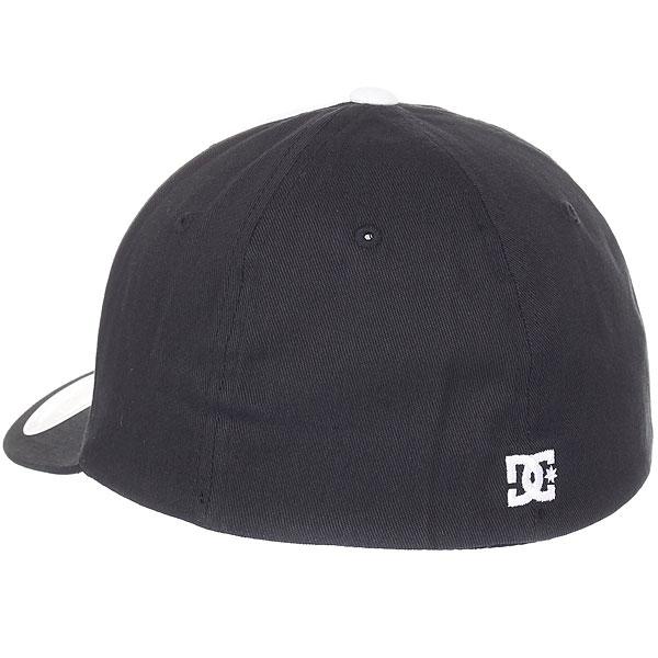 Бейсболка классическая DC Curve Breaker Black